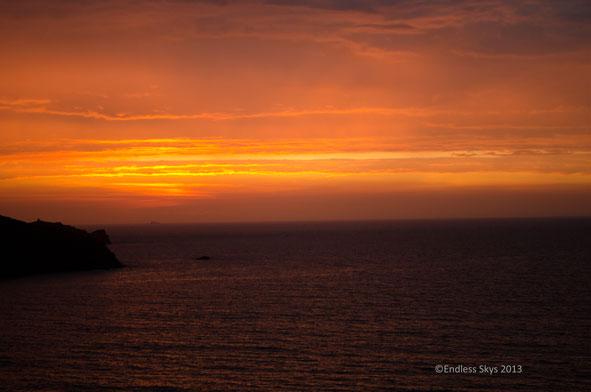 Newquay-Sunset-web