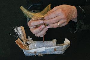 Creating a Spirit Boat