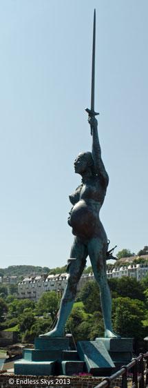 Statue Verity