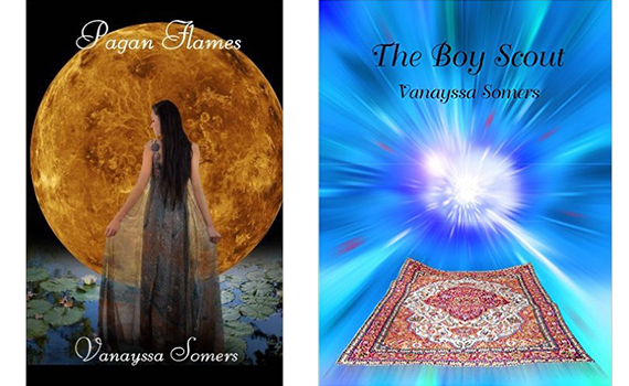 Vanayssa Somers – Successful Author at Age 72