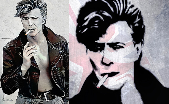 David Bowie - British Icon