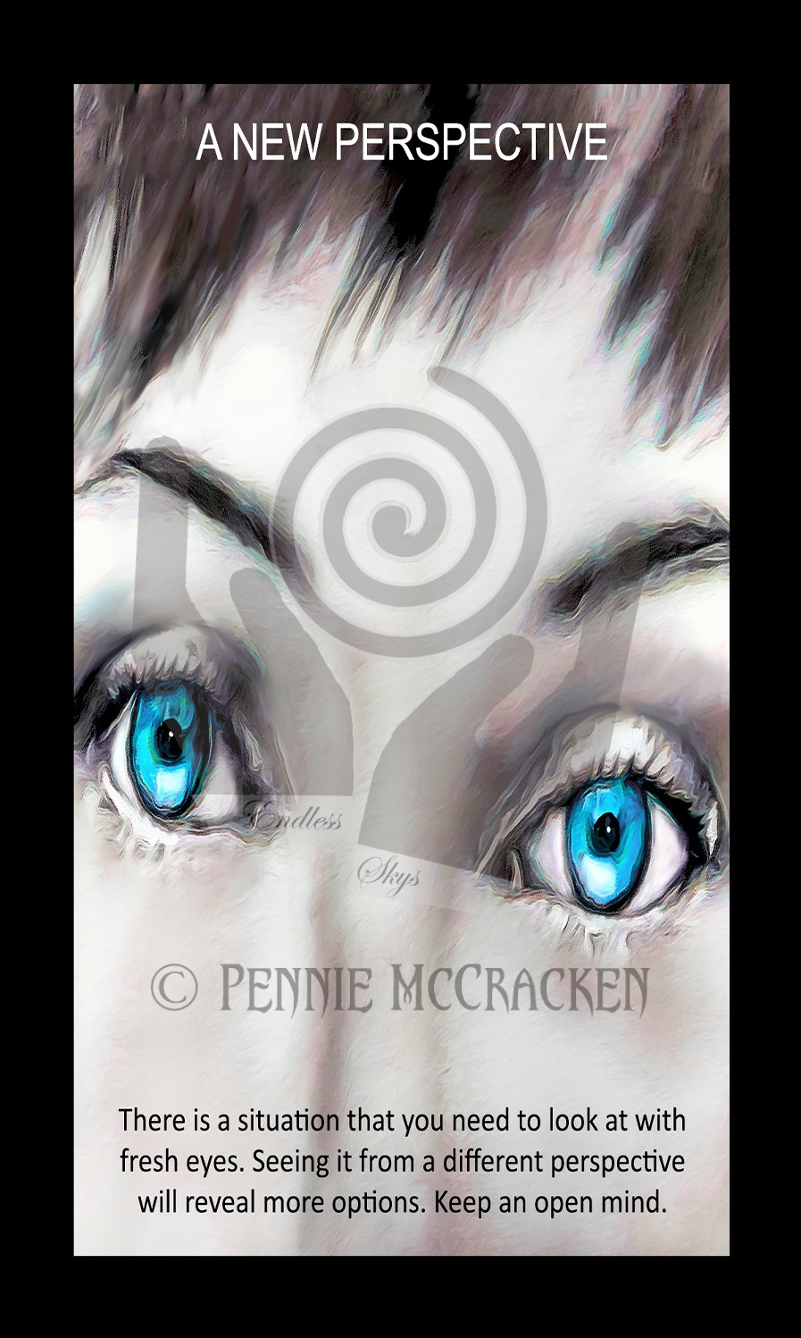 Original Oracle Cards by Pennie McCracken - Endless Skys