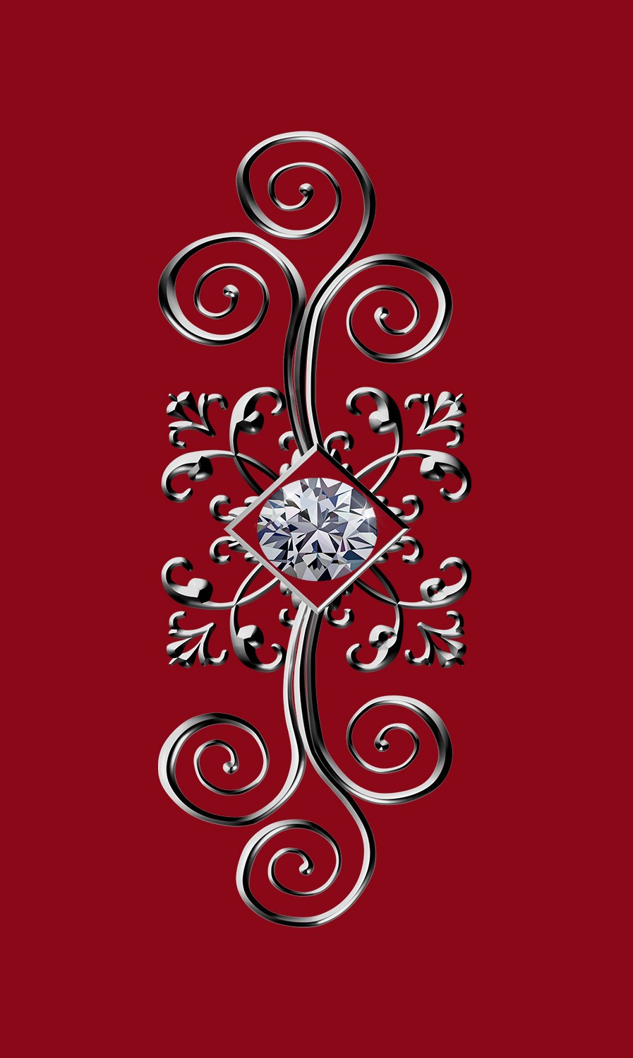 Custom Tarot Card Back Designs by Pennie McCracken - Endless Skys